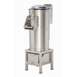 EPLUCHEUSE 30 Kg TRIPHASEE AVEC FILTRE INOX